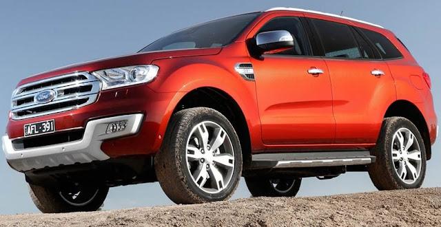 Điều gì làm nên mức giá khá chát của Ford Everest 2016