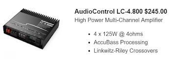 amplifier specials