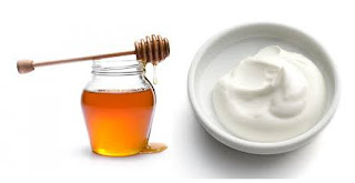 Honey and yogurt