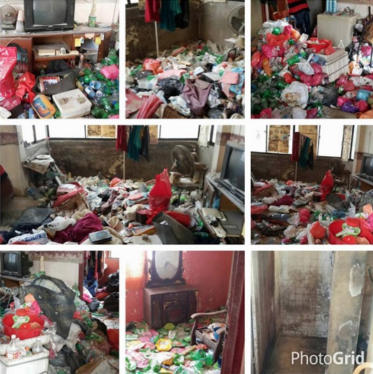 Rumah Sewa Penuh Sampah, Tuan Rumah Kecewa