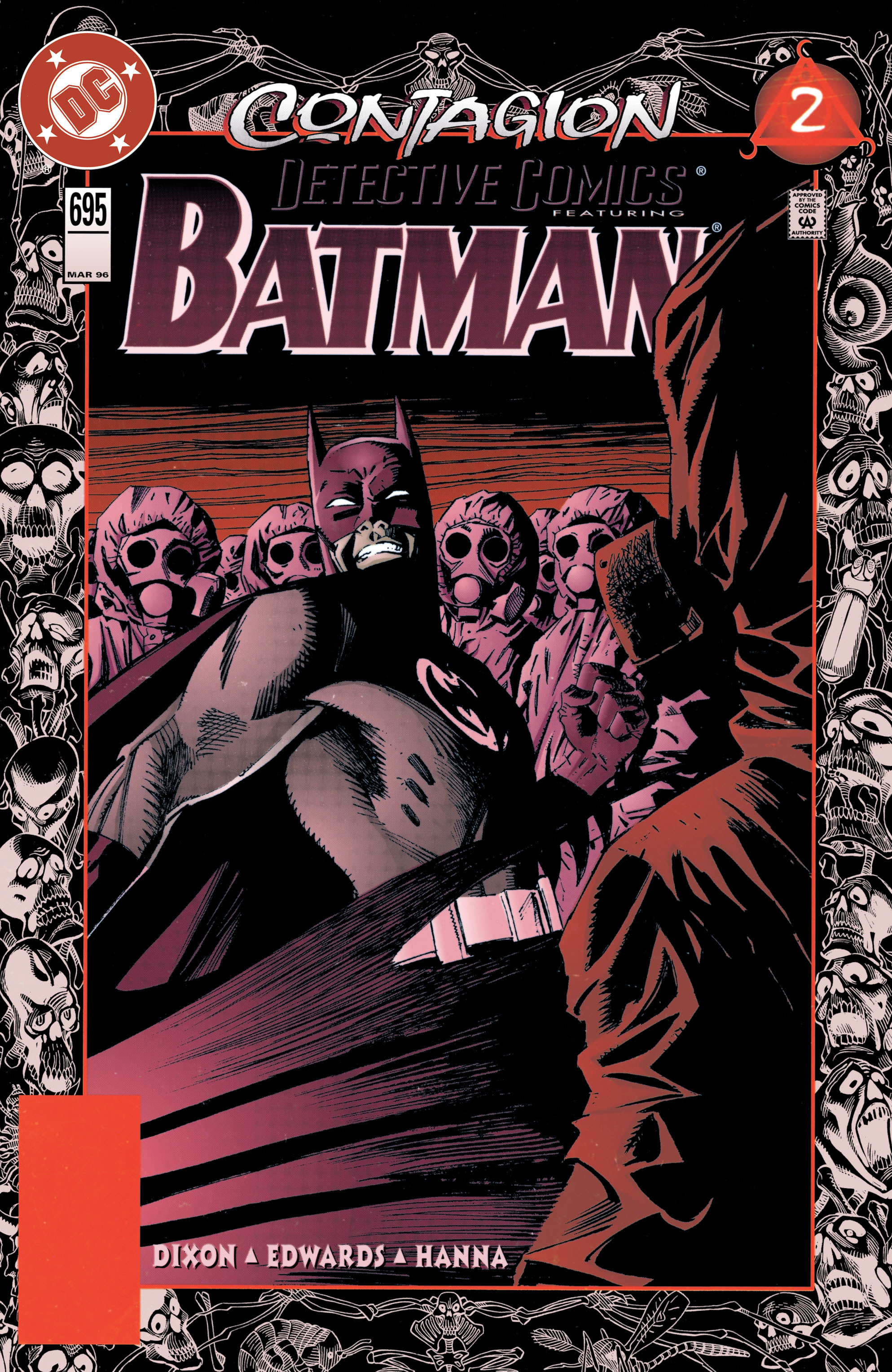 Detective Comics (1937) 695 Page 0