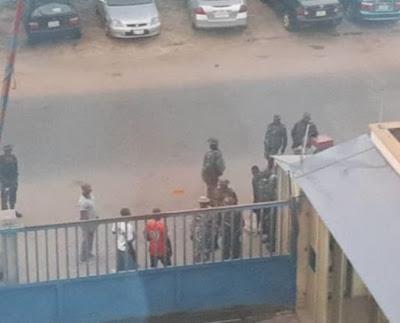 Dalilin da yasa muka kai hari gidan jaridar Daily Trust - Sojojin Nigeria