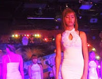 Nightlife girls in Yangon