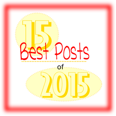 15 Best Posts of 2015 -- The best of the best and the funniest of the funniest parenting posts from Unremarkable Files in 2015.  {posted @ Unremarkable Files}