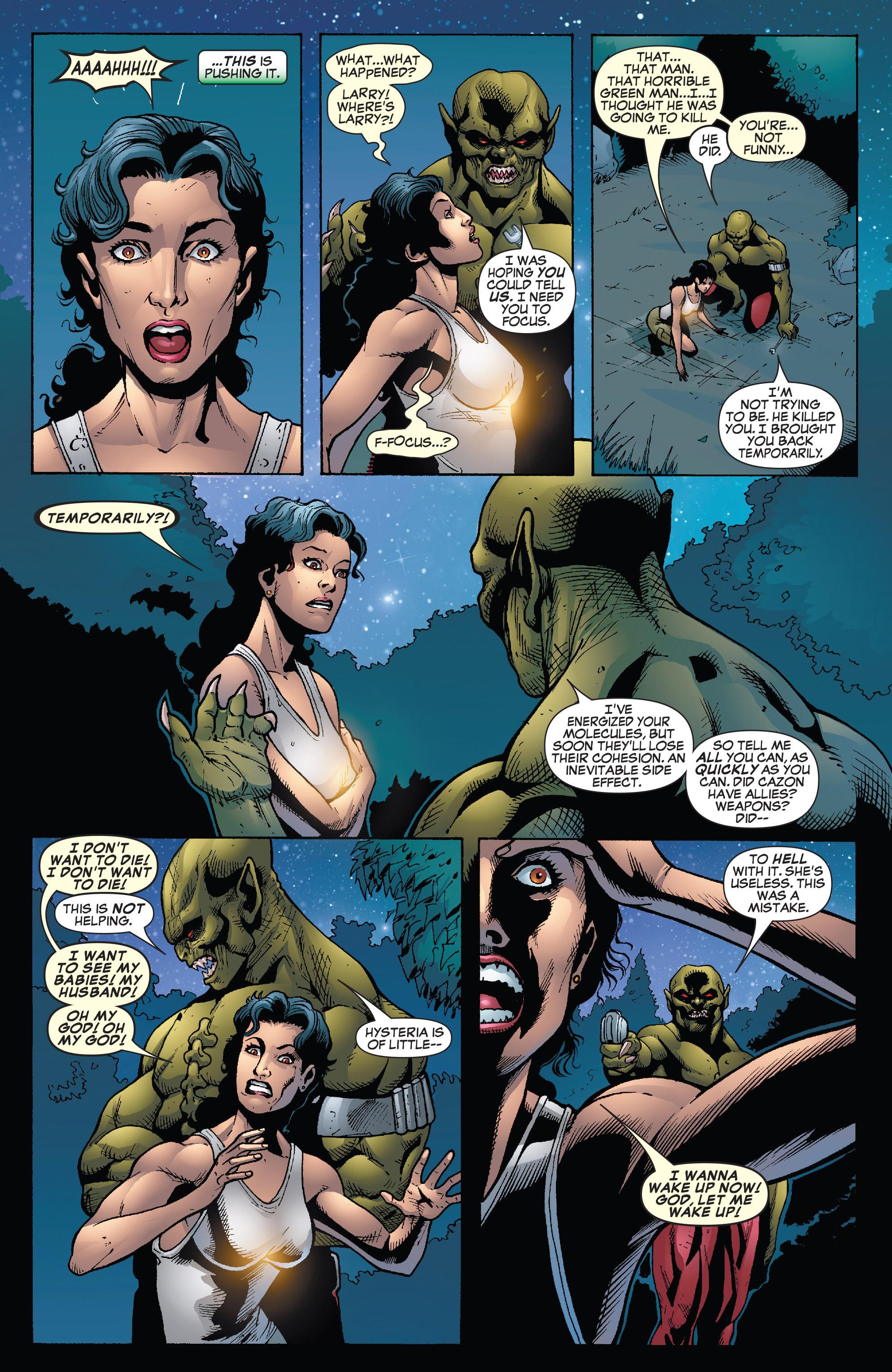 Read online She-Hulk (2005) comic -  Issue #26 - 12
