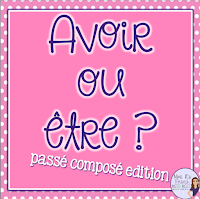 These FREE French digital task cards at Boom Learning are a perfect way to help your students choose the correct passé composé auxiliary verb!