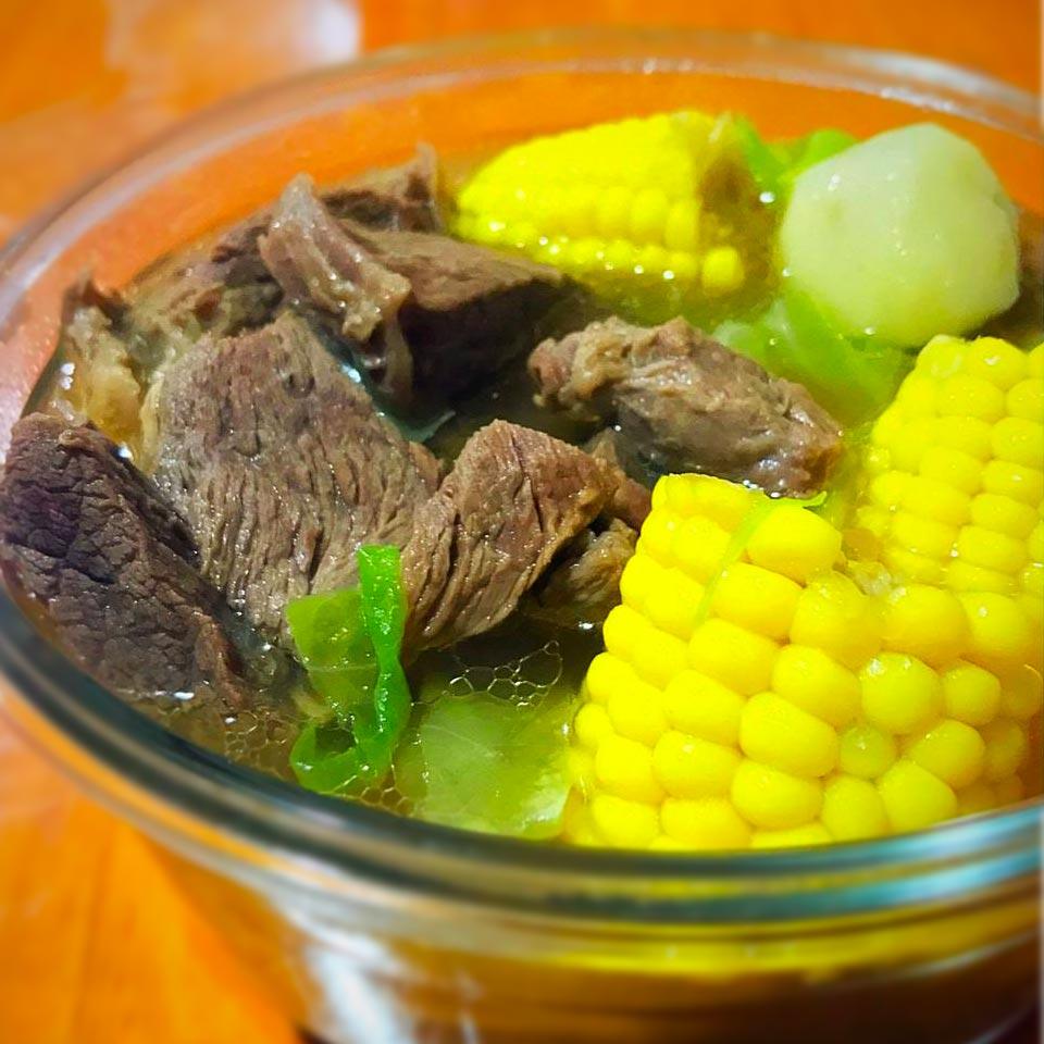 Original Beef Nilaga Recipe - Filipino Foods and Recipe