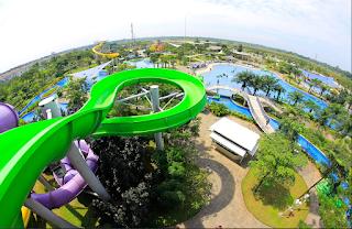 Go Wet Waterpark, Grand Wisata Bekasi