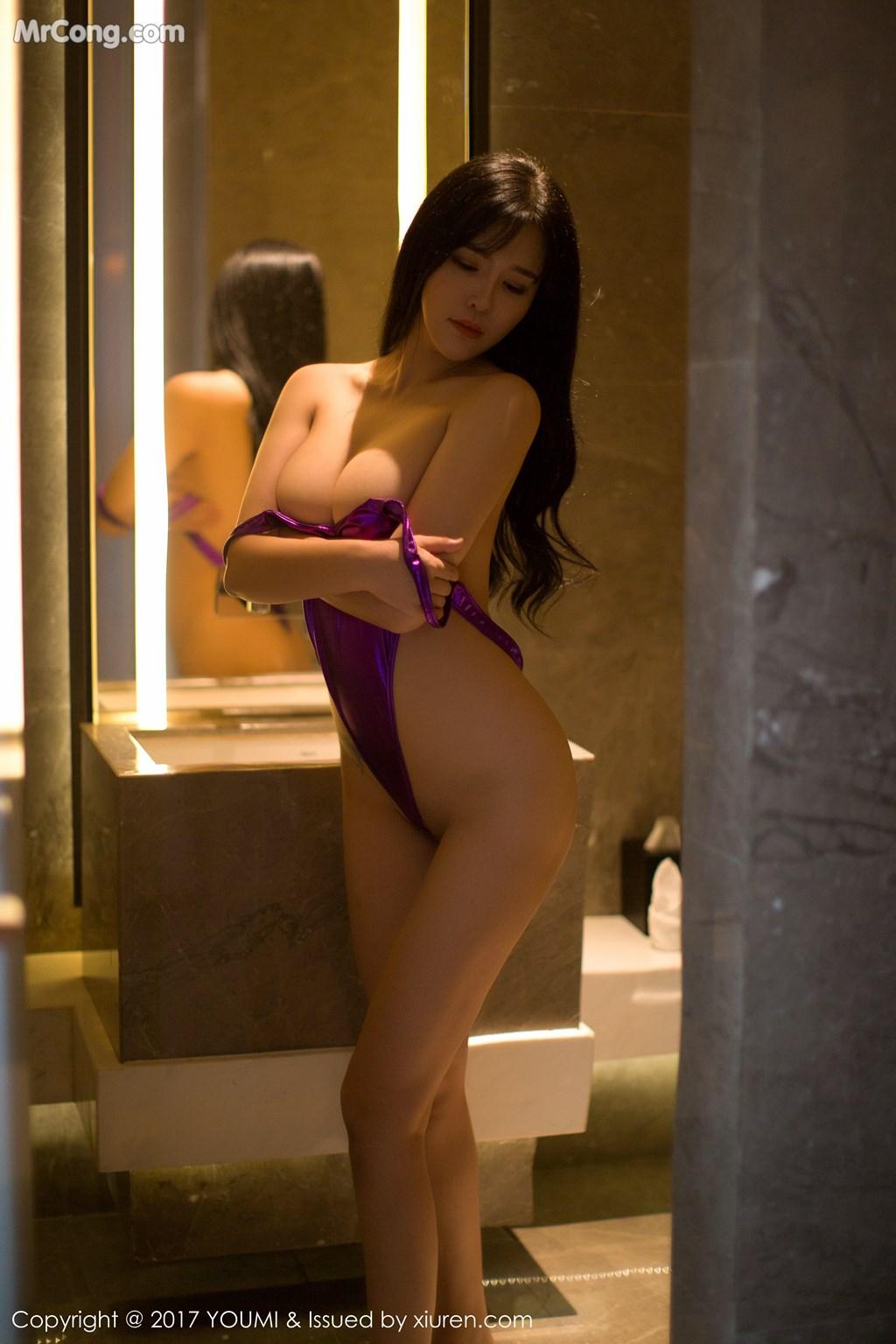 Image YouMi-Vol.064-Liu-Yu-Er-MrCong.com-038 in post YouMi Vol.064: Người mẫu Liu Yu Er (刘钰儿) (46 ảnh)
