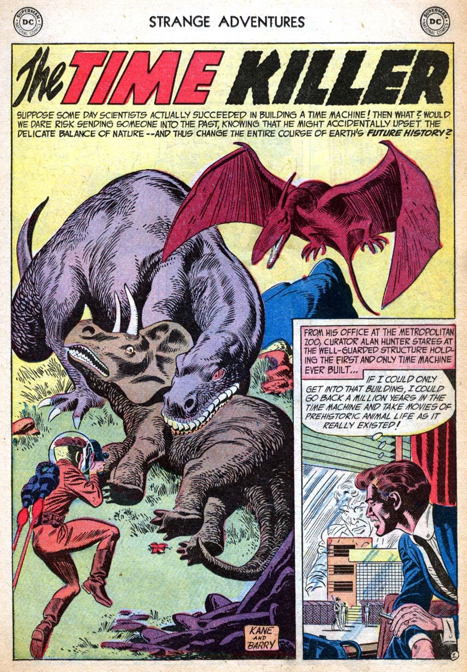 Strange Adventures (1950) issue 35 - Page 11