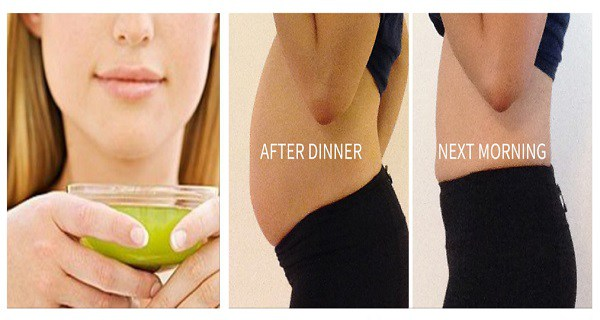 This Vitamin Reduces Bloating And Flattens Your Belly In A Few Minutes