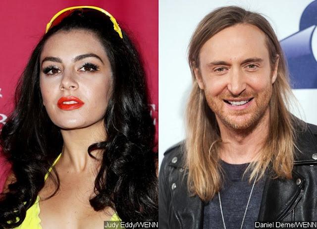 Charli XCX está trabajando con David Guetta en nuevo álbum