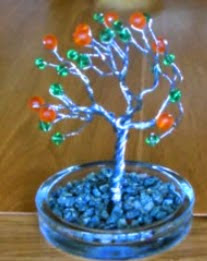 http://www.instructables.com/id/Make-A-Wire-Tree-Sculpture/