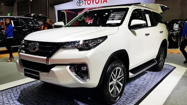 New Fortuner 2019 : SUV Terbaik Masa Kini