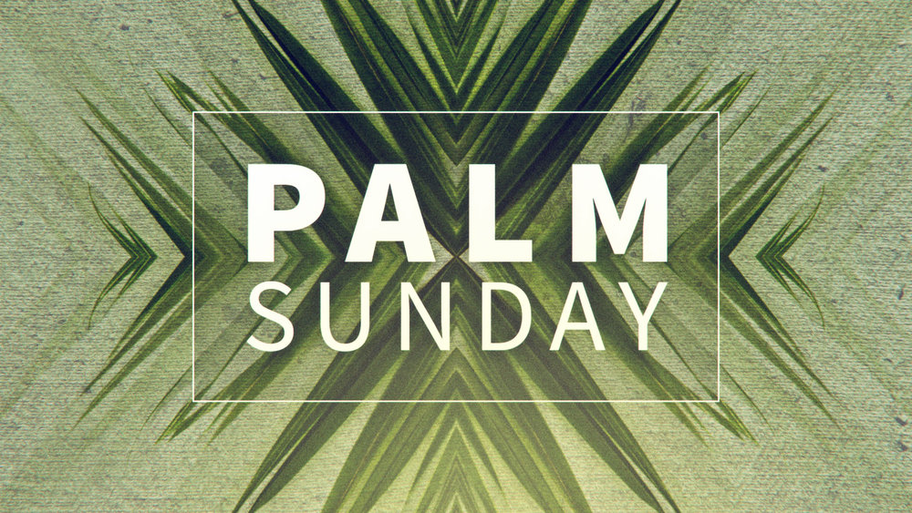 Happy Palm Sunday Wallpapers 2018