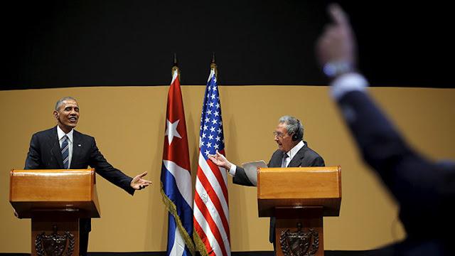 Trump amenaza con suspender el acercamiento entre Cuba y EE.UU. si no se mejora el actual acuerdo