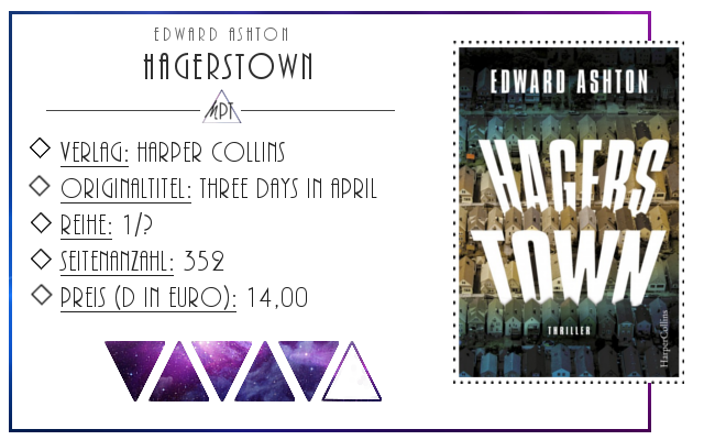 [Rezension] Hagerstown - Edward Ashton