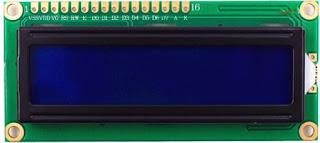 Menampilkan text di LCD 16x2 Arduino