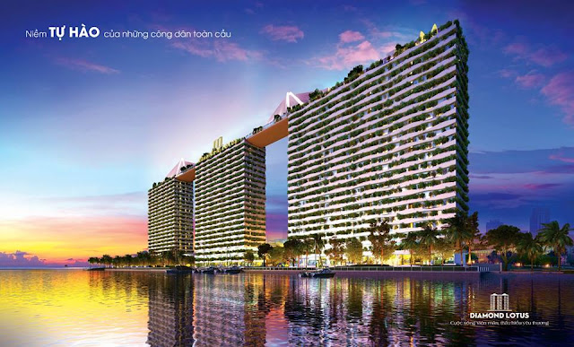 Bán lại căn hộ Diamond Lotus Riverside CĐT Phúc Khang
