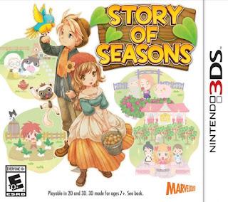 Story of Seasons 3DS ROM - isoroms com