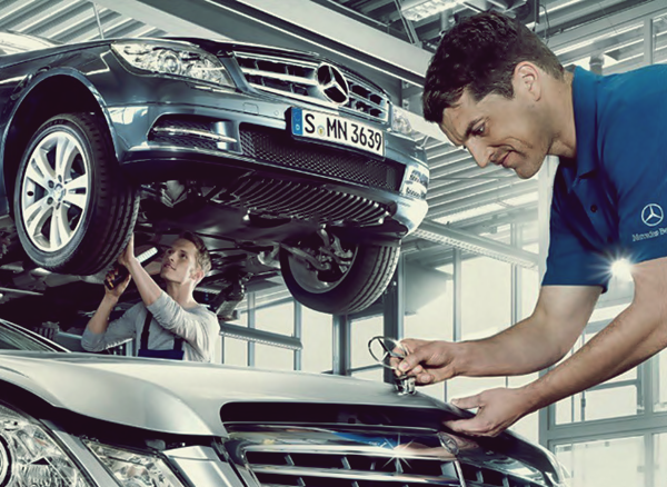 5 Tips for Mercedes-Benz Maintenance