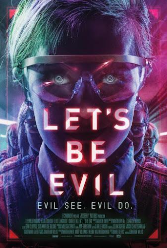Let's Be Evil (BRRip 720p Ingles Subtitulada) (2016)