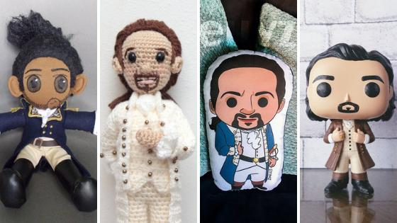 Poduszki i maskotki Hamilton