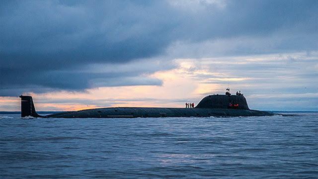Submarinos y estrategia antiacceso ruso, el mayor desafío de la OTAN
