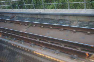 北海道新幹線共用区間の三線軌条