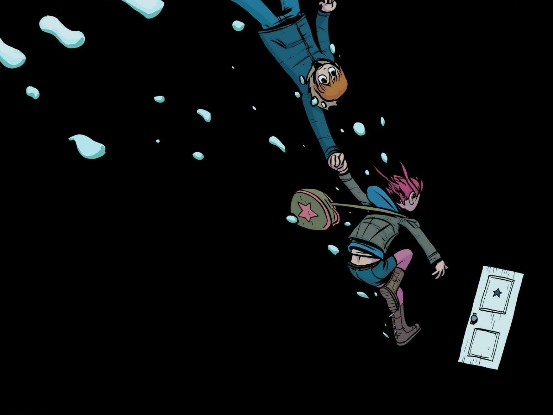 Read online Scott Pilgrim comic -  Issue #1 - 86
