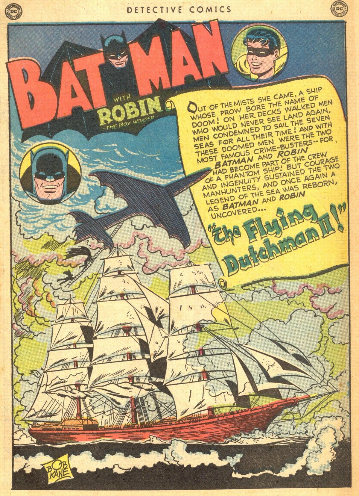 Read online Detective Comics (1937) comic -  Issue #170 - 3