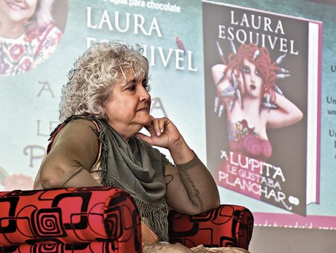 Reseña A Lupita Le Gustaba Planchar De Laura Esquivel