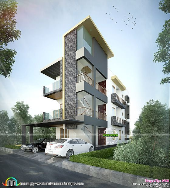 G+2 Residential Housing Project