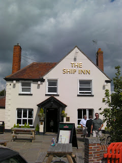 ship inn public house near hayling island