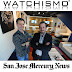 IT'S ABOUT TIME - WATCHES ARE BACK!  Watchismo featured in San Jose Mercury News, Contra Costa Times and Oakland Tribune