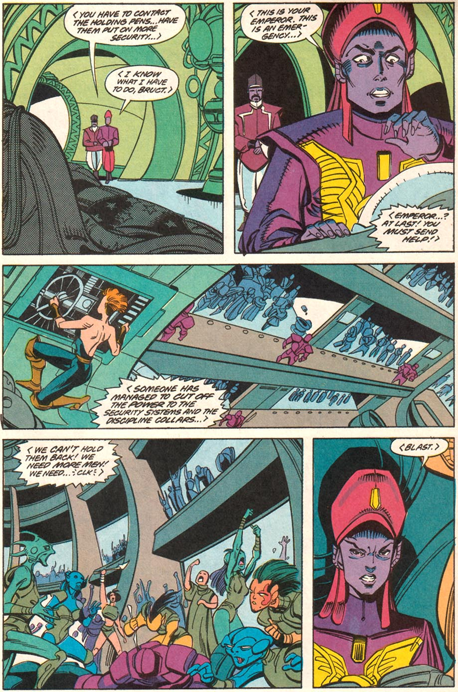 Read online Wonder Woman (1987) comic -  Issue #70 - 20