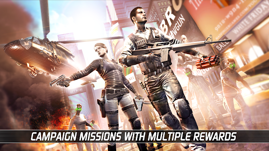 UNKILLED - Zombie Multiplayer Shooter Mod Apk Download
