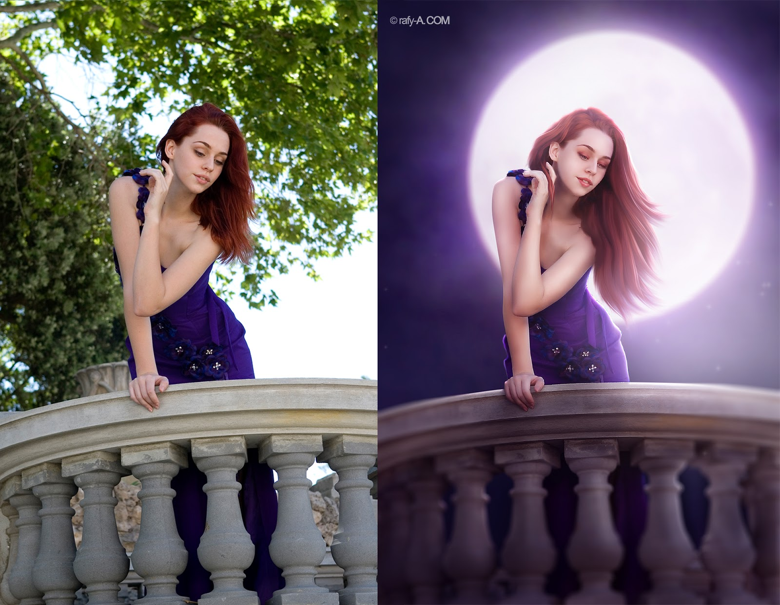 Fantasy looks retouching photo effects photoshop tutorial editing hi everyone in this video youll see how to retouch fantasy manipulation effects how to smooth the skin how to create the hair creating highlights baditri Choice Image
