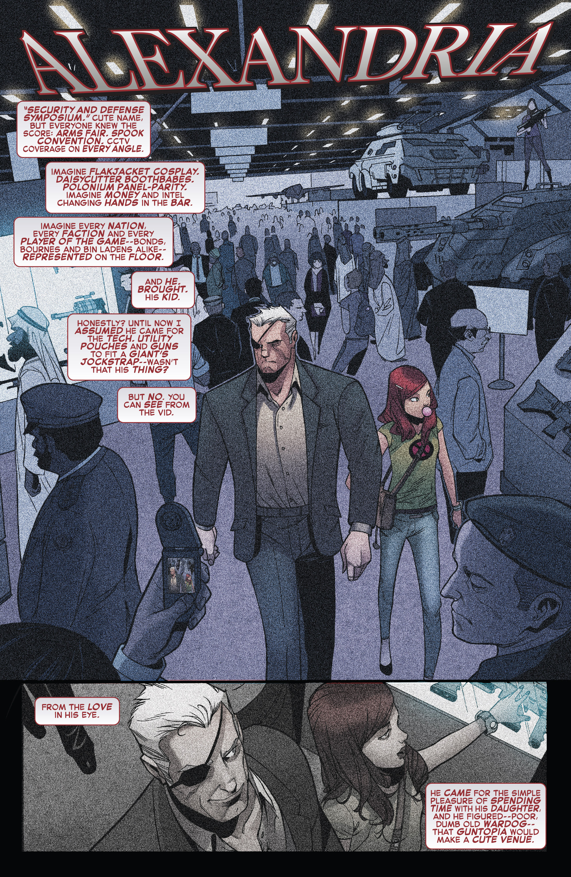 Read online X-Force (2014) comic -  Issue #6 - 5