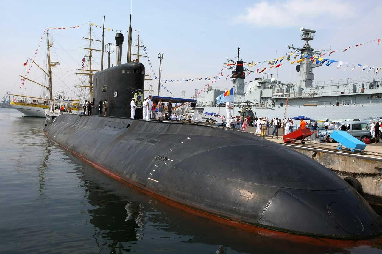 как строятся подводные лодки