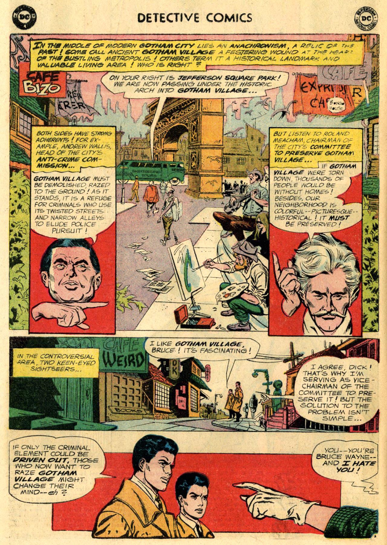 Detective Comics (1937) 327 Page 3