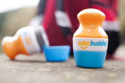 Solar Buddies sunscreen for children
