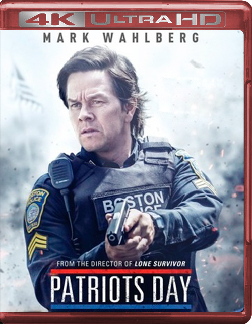 Patriots Day [2016] [UHD] [2160p] [Latino]
