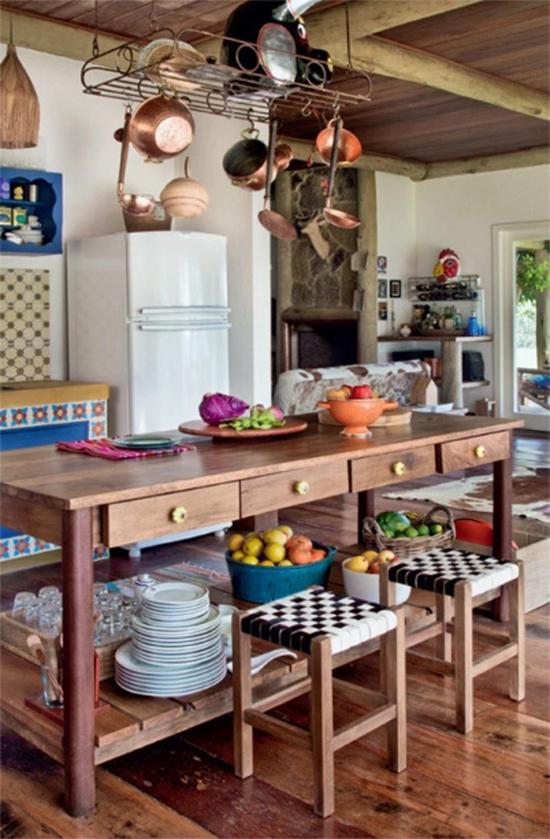 ilha na cozinha, kitchen island, a casa eh sua, acasaehsua