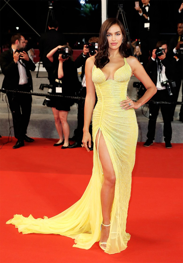 Irina Shaik Cannes 2017