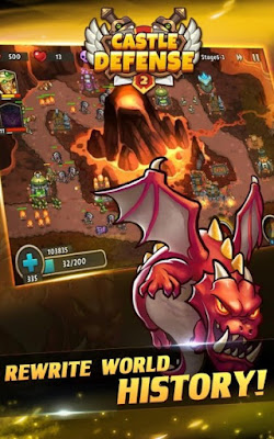 Game Castle Defense 2 Apk