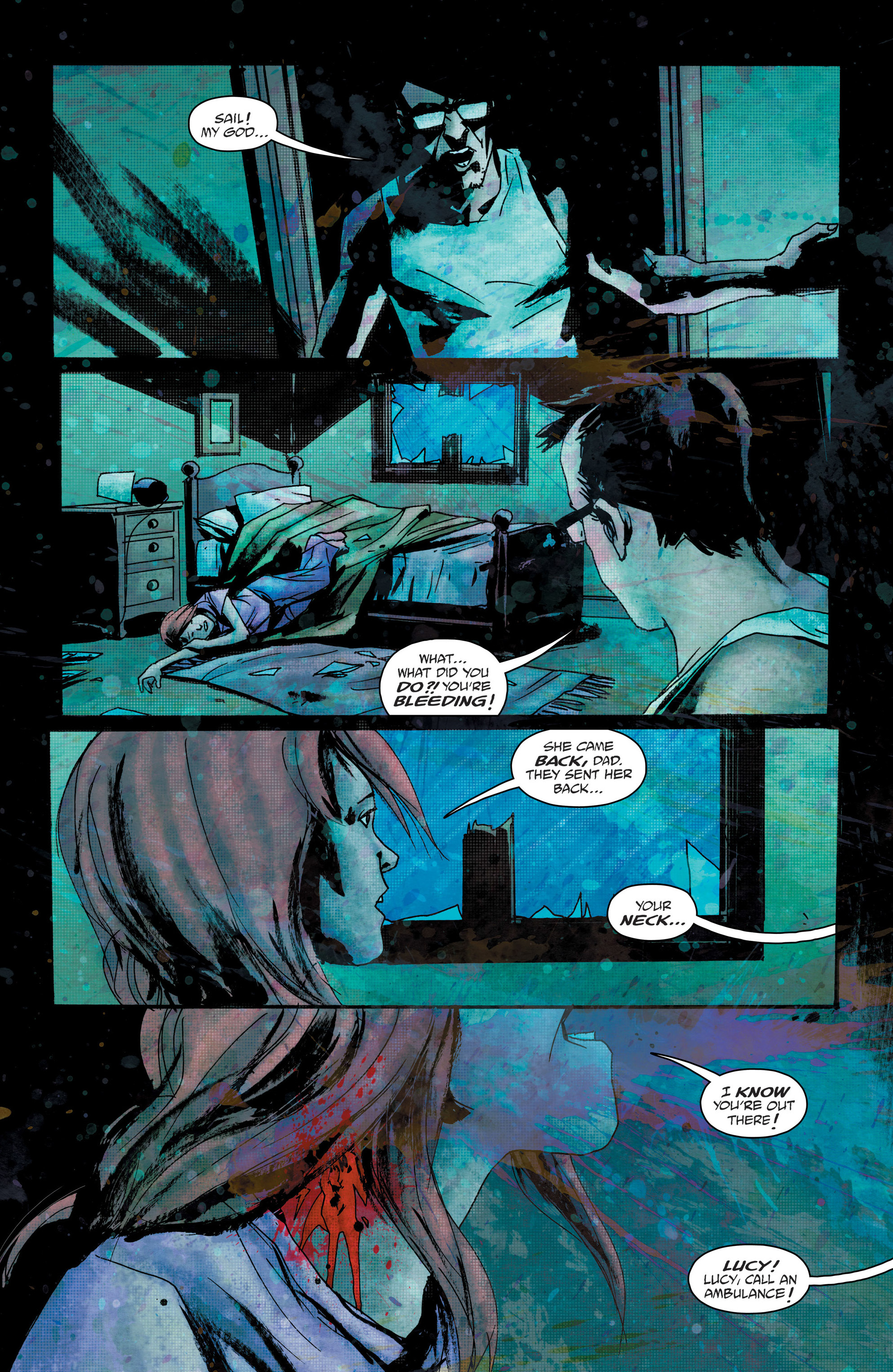 Read online Wytches comic -  Issue #2 - 6