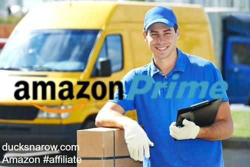 Amazon Prime FREE 30 Day Trial Membership