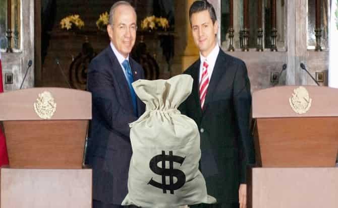 Pagos, sobornos, narcos