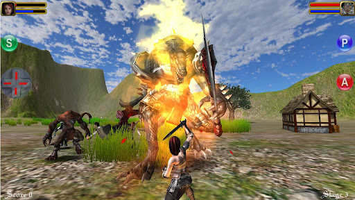 Lexios - 3D Action Battle Game v1.0.4 APK